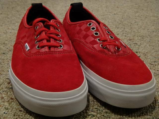 "VanS Syndicate Authentic 69 Pro ""S"" RARE 10 NWOB"