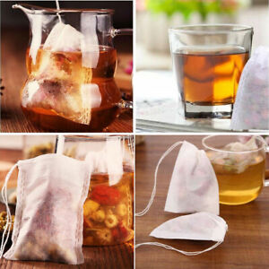 100X-Extra-Large-Empty-Teabags-String-Heat-Seal-Filter-Paper-Herb-Loose-Tea-Bag