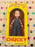 Mezco Living Dead Dolls Presents Chucky Good Guys Childs Play Free Shipping
