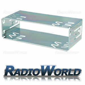 JVC-Car-Stereo-Radio-Mounting-Cage-Sleeve-Single-DIN-Secure-Fitment