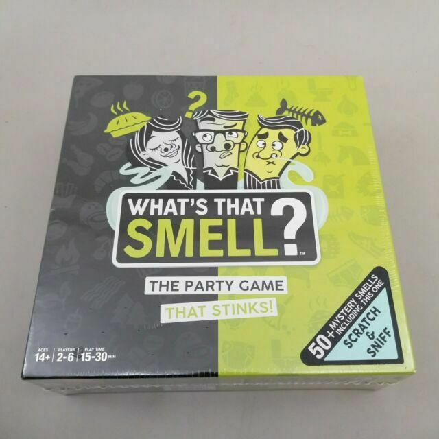 What/'s That Smell The Party Game that Stinks