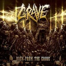 GRAVE - Back From The Grave CD NEU!