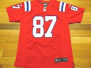 red patriots jersey youth