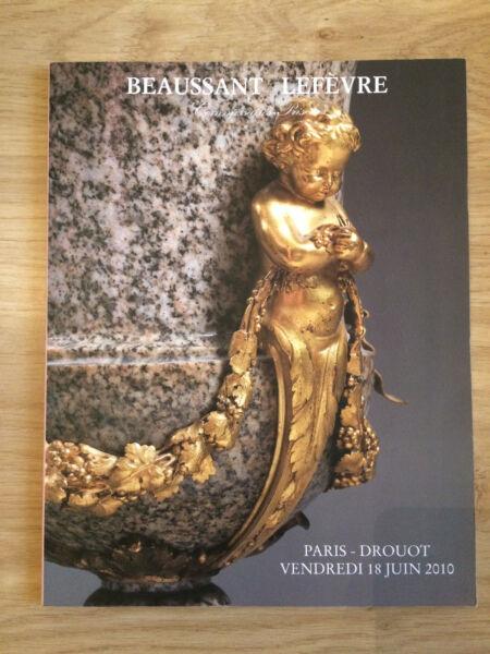 DéLicieux Catalogue Vente Beaussant Lefevre 18 Juin 2010 Dessins Tableaux Anciens Modernes Soulager Le Rhumatisme