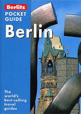 """AS NEW"" Berlin (Berlitz Pocket Guide) (Berlitz Pocket Guides), Lee, Brigitte, A"