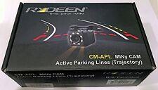 Rydeen CM-APL Night Vision Backup Camera, Active Parking Lines (Trajectory)