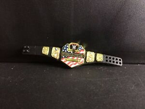 WWE-Mattel-Action-Figure-Accessory-United-States-Title-Belt-Elite-Series-loose