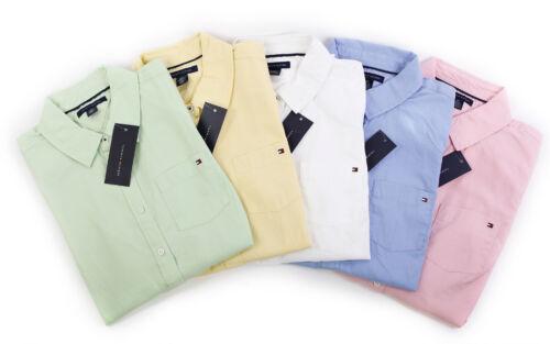 Tommy Hilfiger Damen Bluse Hemd 5 Farben Größe wählbar