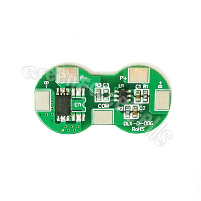 1 pc PCB Protection Circuit Board for 7.4V 18650 Li-ion Lithium Battery Cell