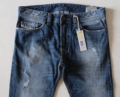 Diesel Men Jeans 30 W x 32 Safado ORBE4 Regular Slim Straight Brand New w/ Tags
