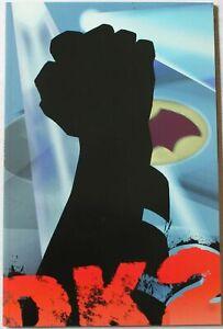 Dark-Knight-Strikes-Again-DK2-1-DC-Comics-TPB-1st-Print-2001-Unread-NM