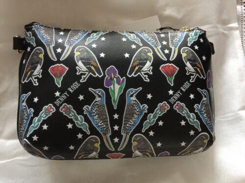 100 Sac Bag avec Rose Clutch pour original étiquette main Denny neuf à femme 8AfBq6w