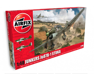 Airfix 1 48 Junkers Ju-87B-1 'Stuka' A07114