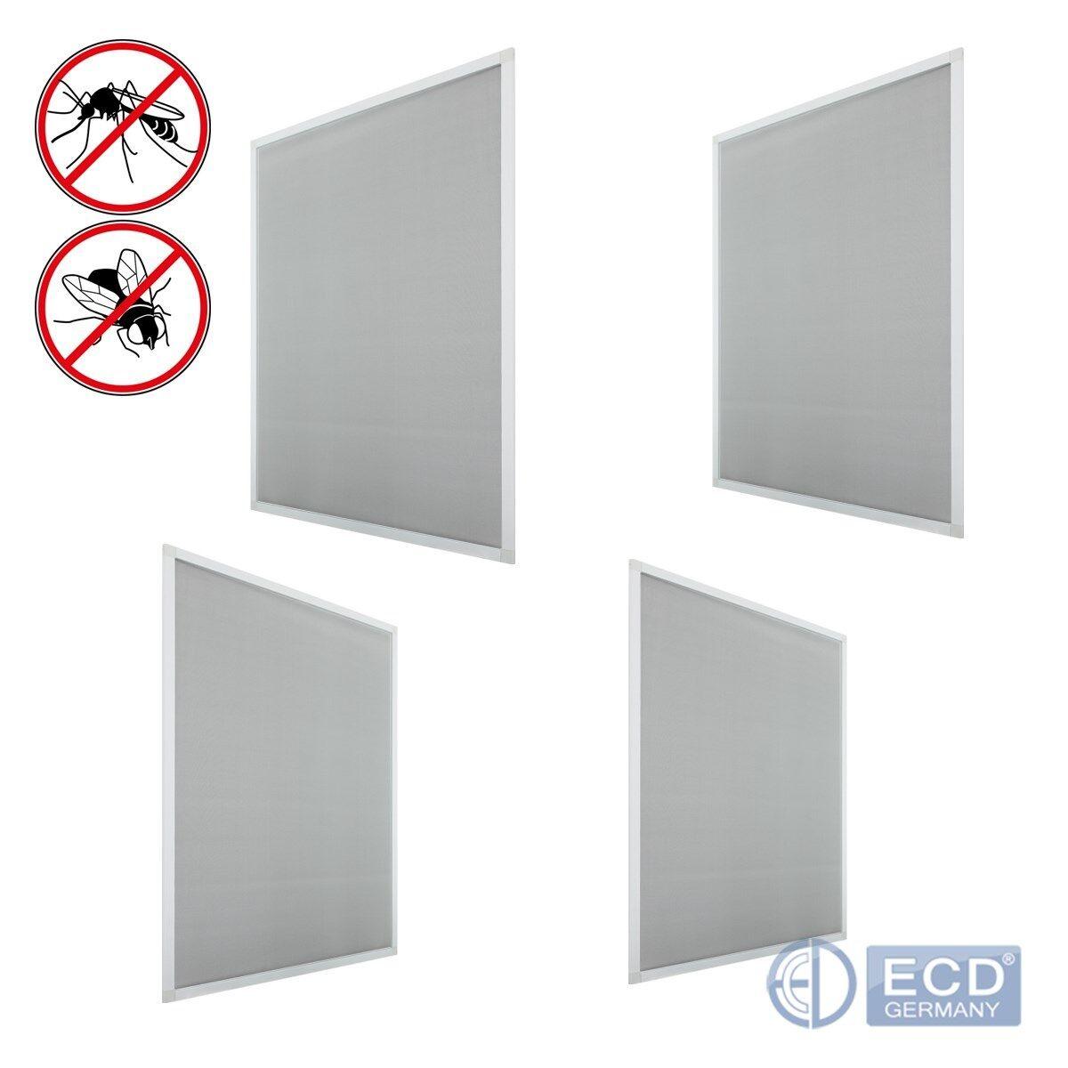 Zanzara Insetti Mesh Net Finestra guardia Fly Schermo Per Tende Bianco bug pezza 1x-5x