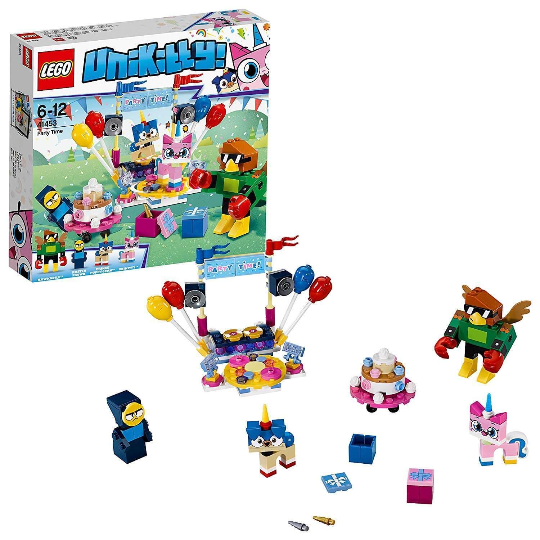 LEGO 41453 - UNIKITTY PARTY Set