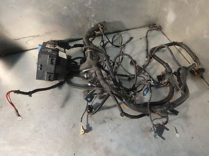 ford focus st170 mk2 2002 2005 engine bay wiring loom harness inc rh ebay co uk Ford 2000 Tractor Wiring Harness Ford Wiring Harness Connectors