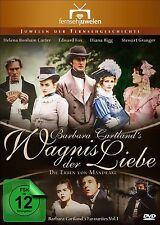 Wagnis der Liebe - Die Erben von Mandrake (Barbara Cartland 1) DVD NEU + OVP!