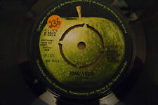 "THE BEATLES - GEORGE HARRISON -ORIGINAL APPLE 7"" 1971 BANGLA-DESH - SILLY CHEAP!"