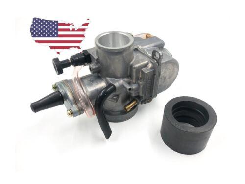 Kawasaki 28mm Carburetor 50mm KX 80 KX 100 Kx 125 Carburetor Assembly