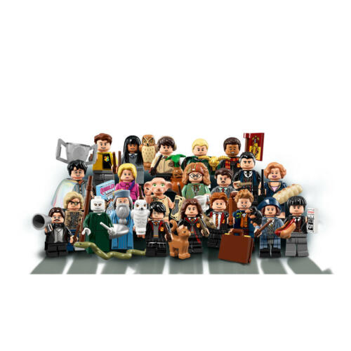 CHOOSE YOUR MINI FIGURE LEGO HARRY POTTER FANTASTIC BEASTS MINIFIGURES 71022