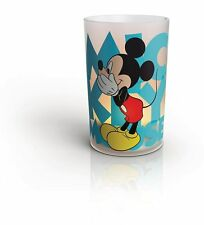Philips Kids Disney Mickey Mouse LED Rechargeable Nursery Bedroom Candles New