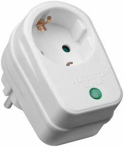 Alerte Maillage Et Parasurtenseur Commutateur 230 V 3500 W Protection Contact Connecteur Femelle-afficher Le Titre D'origine