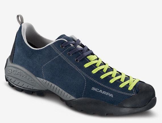 shoes lifestyle  SCARPA MOJITO GTX bluee cosmos  good quality