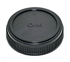 Olympus & Panosonic 4/3 E Mount Back Cap Rear Lens Cap