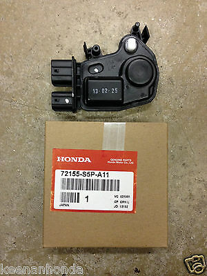 Genuine Oem Honda Odyssey Driver S Side Front Door Lock Actuator 2005 2010 Ebay