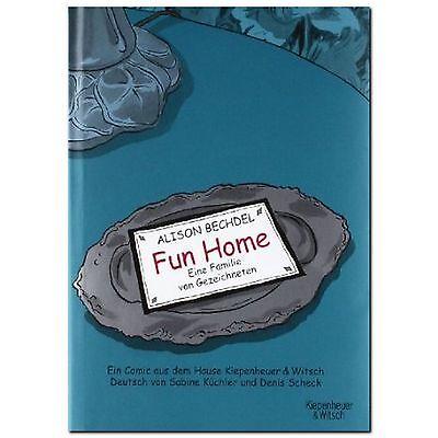 Fun Home | Eine Familie von Gezeichneten | Alison Bechdel | A Family Tragicomic