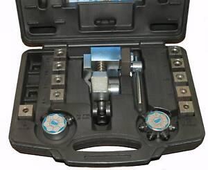 Sykes-Pickavant-Brake-Flaring-Tool-Kit-4-75mm-Din-3-16-034-1-2-034-amp-6mm-12mm-SAE