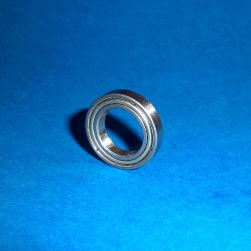 15 x 24 x 5 mm 20 Kugellager 6802 61802 ZZ