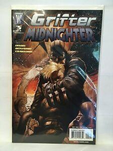 Grifter-Midnighter-5-VF-NM-1st-Print-Wildstorm-Comics