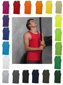 AWDis-Men-039-s-Just-Cool-WICKING-VEST-with-UPF-30-UV-protection-in-Many-Colours