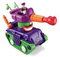 Fisher-price Imaginext Dc Super Friends Joker Tank , New, Free Shipping