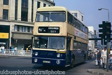Groves of Sheffield ex West Midlands Travel NOB327M  Bus Photo