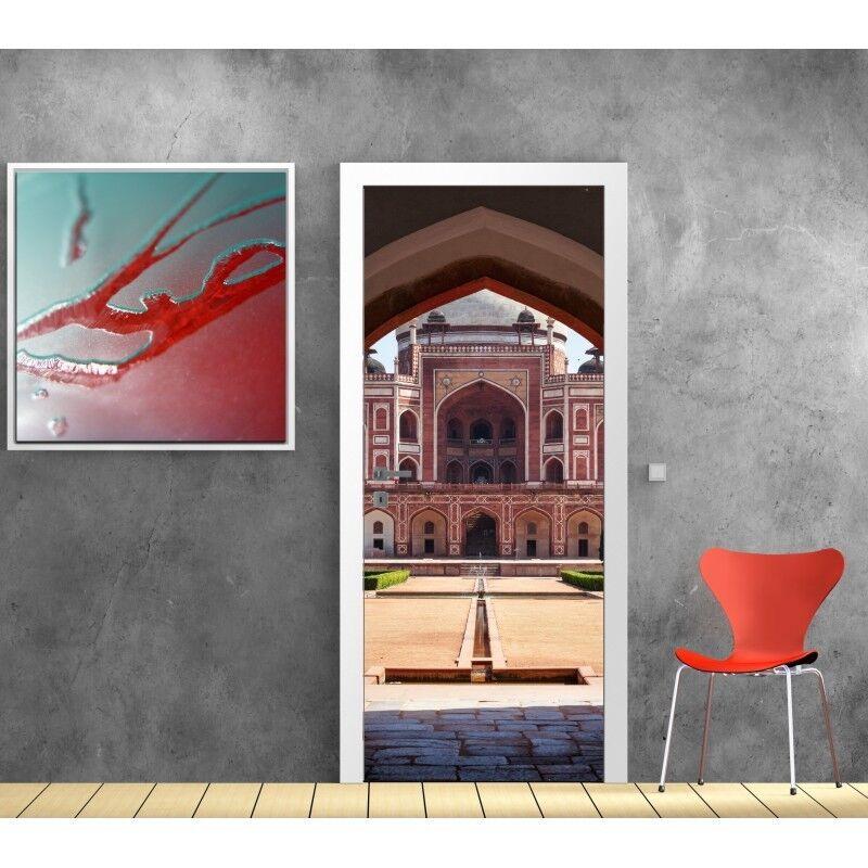 Cartel Póster Puerta Palacio 813 Arte Decoración Pegatinas