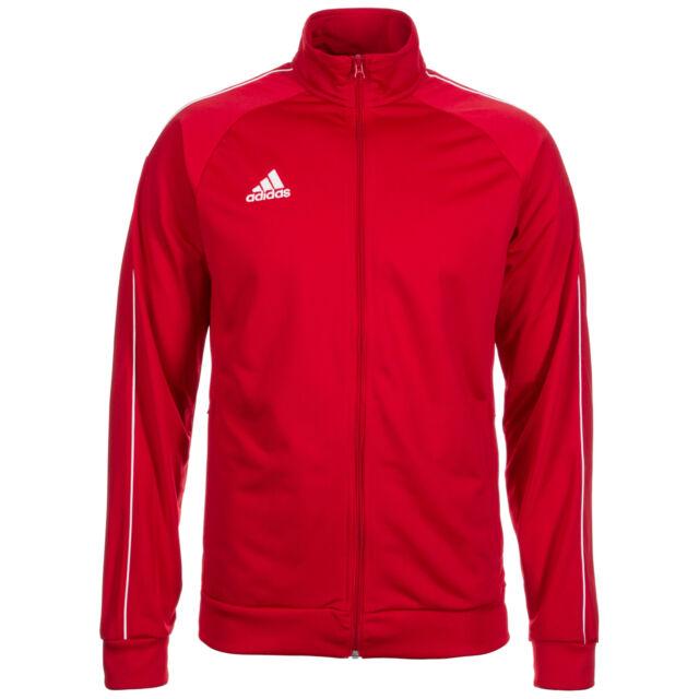 adidas jacke xxl rot weiß