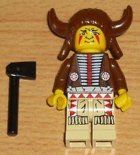 Lego Wild West 1 Medizinmann mit Beil