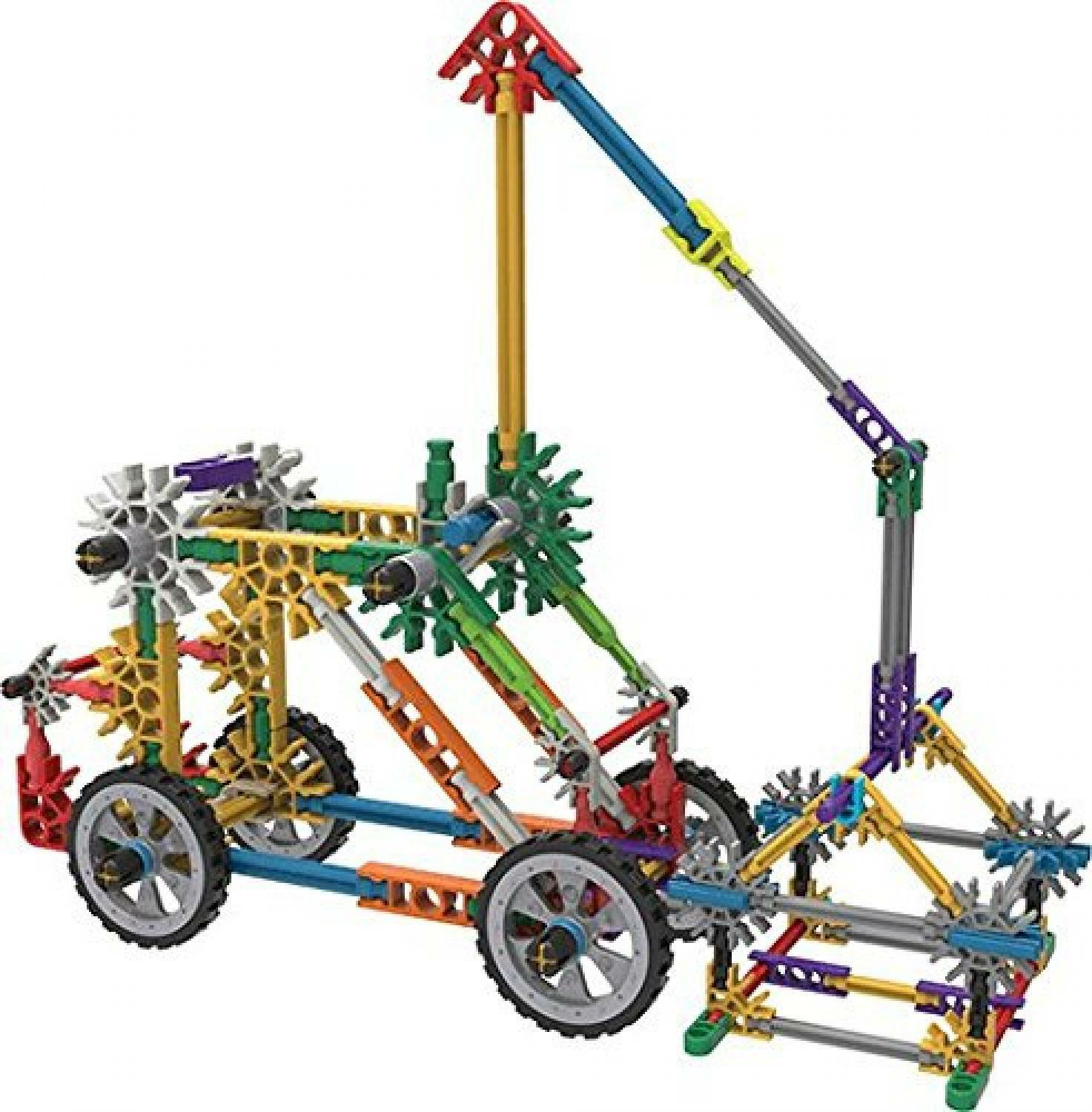 K'nex Creation Zone 50 Model Building Set 34366