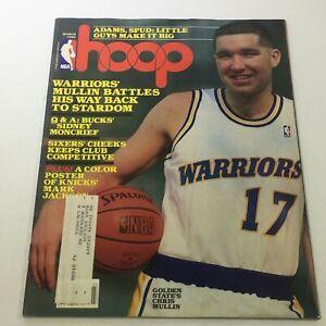 Hoop NBA Magazine: March 1989 - Adams Spud: Little Guys Make It Big
