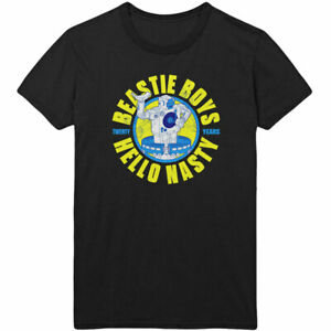 BEASTIE-BOYS-Hello-Nasty-20-Years-Mens-T-Shirt-Unisex-Tee-Official-Merch