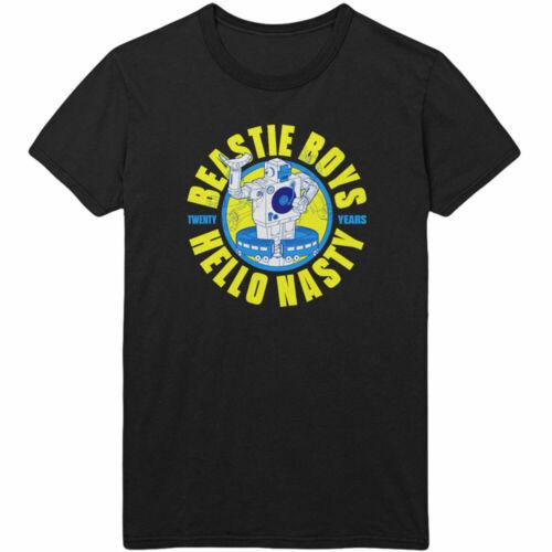 BEASTIE BOYS Hello Nasty 20 Years Mens T Shirt Unisex Tee Official Merch