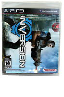 Namco Inversion Ps3 Game Brand New/sealed