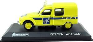 IXO-MICHELIN-Collection-1-43-Diecast-Citroen-Acadine-van-amp-revista-insertar-No-1