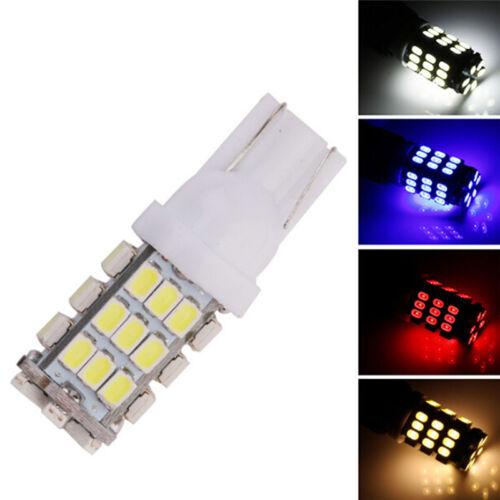 White T10 42 SMD Car T10 921 194 RV Trailer Backup Reverse LED Car Light Bulb BR