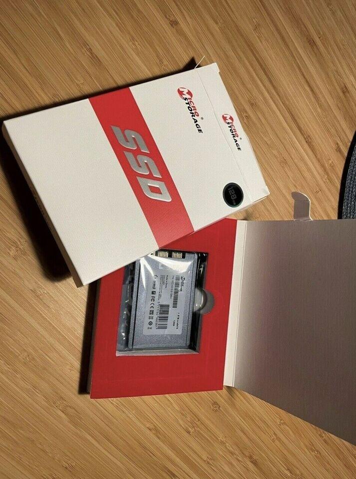 Micro storrage, 128 GB, Perfekt