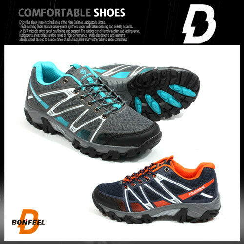 Mens Big Hiking Boots Outdoor Running Trekking Jogging G   Navy shoes BFM-3424  amazing colorways