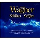 Richard Wagner, Richard Strauss, Peter Seeger (2012)