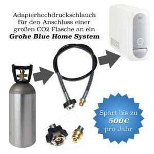 Grohe Blue Alternative adapter hochdruckschlauch große co2 flaschen geeignet für grohe blue